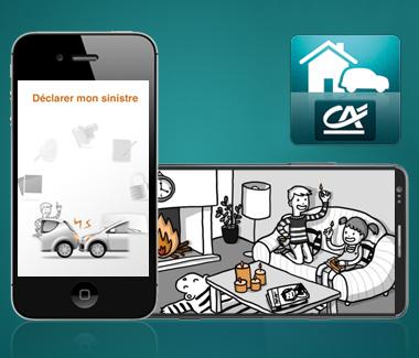 cr dit agricole provence c te d 39 azur pacifica mobile. Black Bedroom Furniture Sets. Home Design Ideas