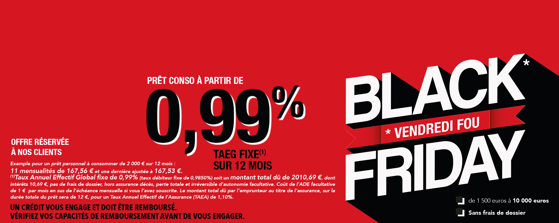 Crédit Promo Conso BF