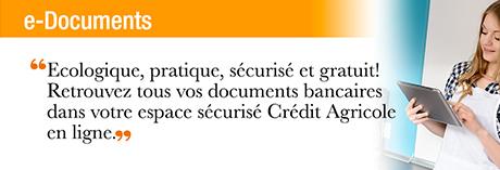 Credit Agricole Provence Cote D Azur Service E Documents